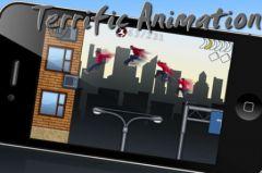 free iPhone app iTraceur - Parkour / Freerunning Platform Game