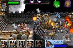 free iPhone app Army of Darkness Defense