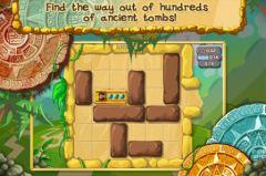 free iPhone app Tomb Slider