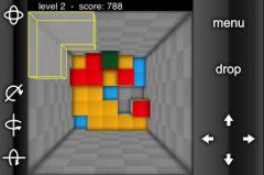 free iPhone app Polycubes