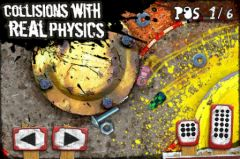 free iPhone app Paper Racer