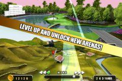 free iPhone app Golf Battle 3D