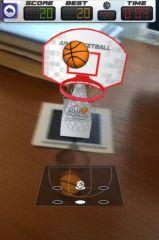 free iPhone app ARBasketball