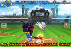 free iPhone app Baseball Superstars® II Pro