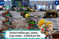 free iPhone app US Warfare: First Encounter
