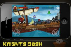 free iPhone app Knight