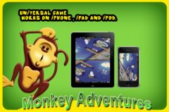 free iPhone app Monkey Adventure HD