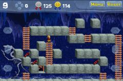 free iPhone app Cave Dweller : Dy-No-Mite