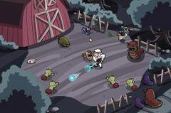 free iPhone app Lamebo VS. Zombies