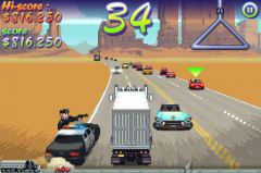 free iPhone app Truckers Delight: Episode 1