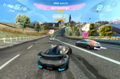 free iPhone app Asphalt 6 Adrenaline