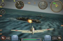 free iPhone app Skies of Glory: Battle of Britain