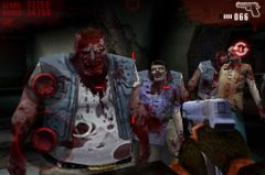 free iPhone app Undead: in the last refuge