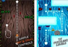 free iPhone app Squirmee and the Puzzling Tree Squirmee and the Puzzling Tree