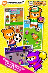 free iPhone app Tappi Bear All in 1 - Pack 2