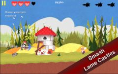 free iPhone app Lame Castle HD