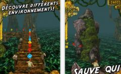 free iPhone app Temple Run