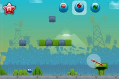 free iPhone app Jelly Wars