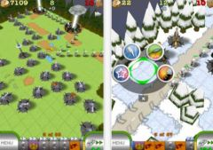 free iPhone app TowerMadness