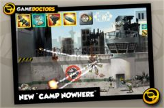 free iPhone app ZombieSmash
