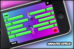 free iPhone app The Mirror Maze