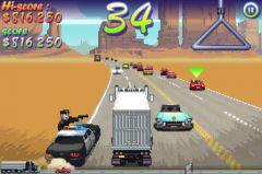 free iPhone app Truckers Delight: Episode 1