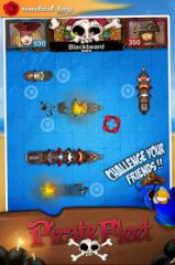 free iPhone app PirateFleet for Friends