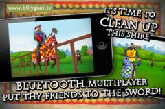 free iPhone app KnightyKnight
