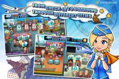 free iPhone app Airport Terminal
