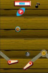 free iPhone app Sideways Pinball