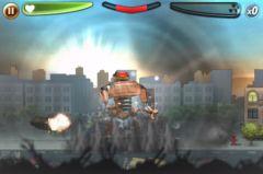 free iPhone app Robot Rampage