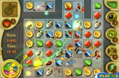 free iPhone app Call of Atlantis