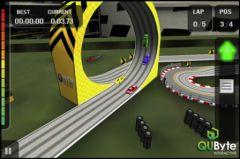 free iPhone app HTR High Tech Racing Evolution