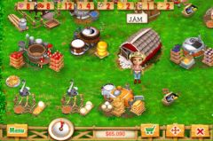 free iPhone app Ranch Rush