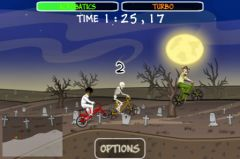 free iPhone app Crazy Bikers