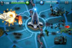 free iPhone app Tower Siege