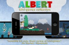 free iPhone app Albert