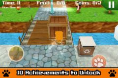 free iPhone app Zoo Escape 3D