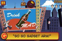 free iPhone app Inspector Gadget