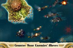 free iPhone app Crimson: Steam Pirates for iPhone