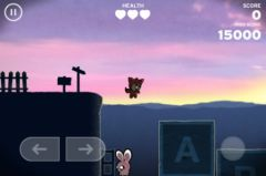 free iPhone app The Adventures of Timmy: Run Kitty Run