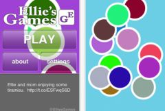 free iPhone app Color Dots