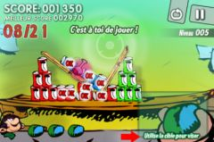 free iPhone app Gaston n°2 HD - Knock