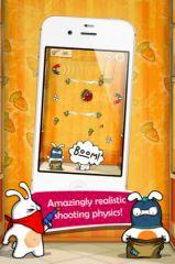 free iPhone app Robber Rabbits!