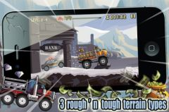 free iPhone app Action Truck