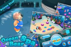 free iPhone app Bear Aquarium