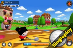 free iPhone app PuccaGolf