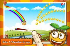 free iPhone app Bouncy Seed