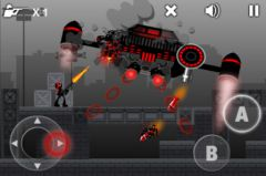 free iPhone app Iron Commando Pro