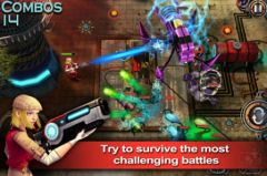 free iPhone app Final Fury Pro